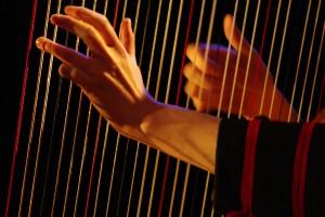 Paris'Click, Ophélia Grimm (harpe)
