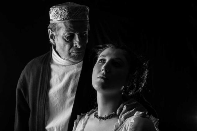 Ophélia Grimm dans le rôle de Judith